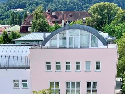 Penthouse über den Dächern von Bad Reichenhall