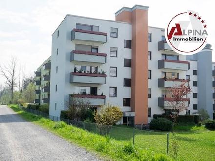 Klein aber fein! 1-Zimmer-Appartement in Rosenheim-Aisingerwies mit traumhaftem Ausblick!