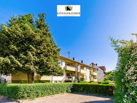 Zizishausen: Schönes 4-Familienhaus in idyllischer Lage