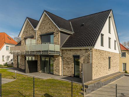 Achim- Baden | 4-Zimmer-Maisonettewohnung mit offener Küche und großem West-Balkon (Erstbezug)