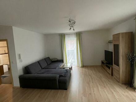 Vermiete 3 ½ Zimmer Wohnung auf zwei Ebenen