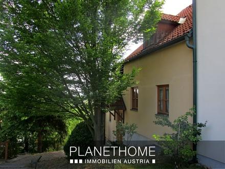 Donau-Uni-Nähe - Reihenendhaus mit Panoramablick und Potential