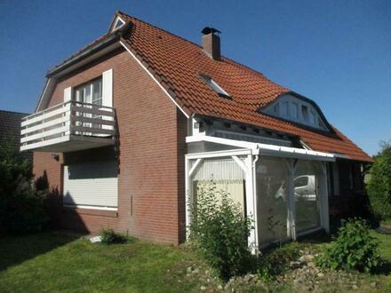 Einfamilienhaus in zentraler Lage von Marienhafe