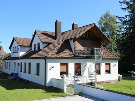 Mehrfamilienhaus in ruhiger Lage mit schönem Garten