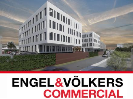 Innovative Büroflächen im neuen Quartier Gleis 13