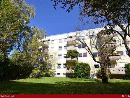 3,5 Zimmer mit Süd-West-Balkon