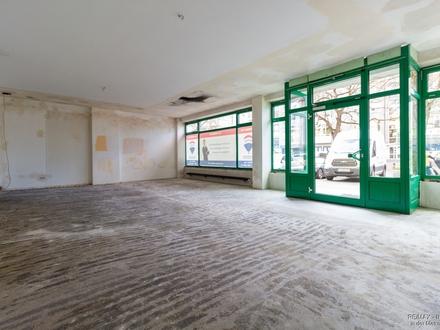 Attraktive Laden- / Bürofläche in gut frequentierter Sichtlage