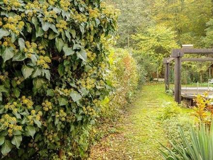 Traumruhelage mit Garten