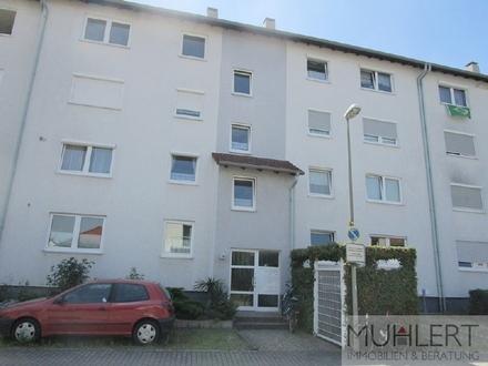 Gepflegte 2-ZKB-Eigentumswohnung mit Balkon und Tiefgaragenstellplatz