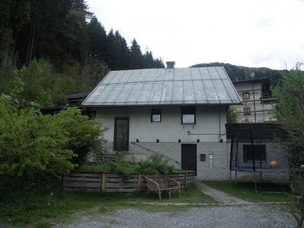 Sanierungsbedürftiges Einfamilienhaus in Bad Gastein