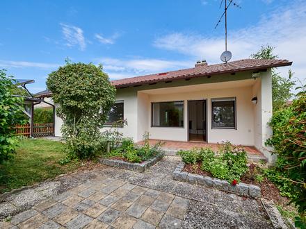 Klein aber Fein - Gepflegter Bungalow mit Garten und Carport in ruhiger Wohnlage