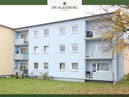 Moderne 4-Zimmer-Wohnung mit überdachtem Südbalkon in Lotte