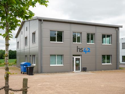 Modernes Bürogebäude im Gewerbegebiet Etzhorn!