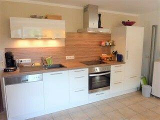 ARNOLD-IMMOBILIEN: Möblierte Wohnung in ruhiger Lage - voll ausgestattet