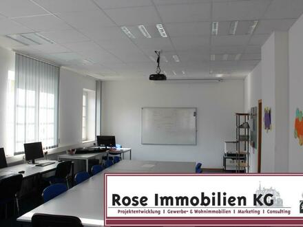 ROSE IMMOBILIEN KG: Frisch renovierte Gewerbeflächen in historischem Gebäude!