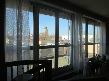 Ruhige Galeriewohnung in Straubing