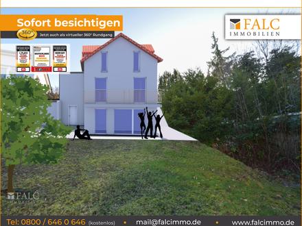 Keine zusätzliche Käuferprovision! Wunderschönes Baugrundstück mit fantastischer Aussicht