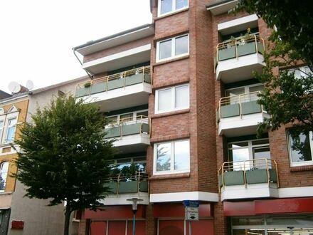 METEOR IMMOBILIEN : geräumige Single-Wohnung in Bahnhofsnähe
