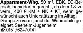 Wohnen in Seeheim-Jugenheim (64342)