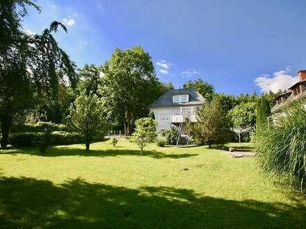 Klagenfurt - St. Martin: Entzückendes Haus mit schönem Garten