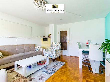 ES-Berkheim: Quadratisch-praktisch-gut! Ihr neues Zuhause mit sonnigem Balkon und neuwertiger EBK!