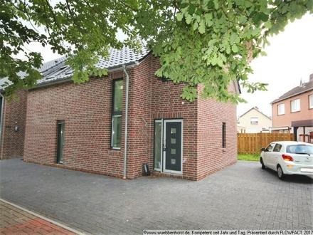 Hochwertig ausgestattete Neubau-Doppelhaushälfte in Sackgassenlage