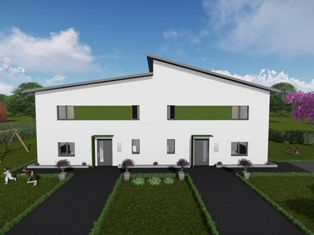 Wohn(t)raum in Lübbecke - Doppelhaushälfte für die Familie