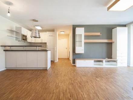 Moderne, großzügig geschnittene 2,5-Zimmer-Wohnung in begehrte Lage der Neustadt