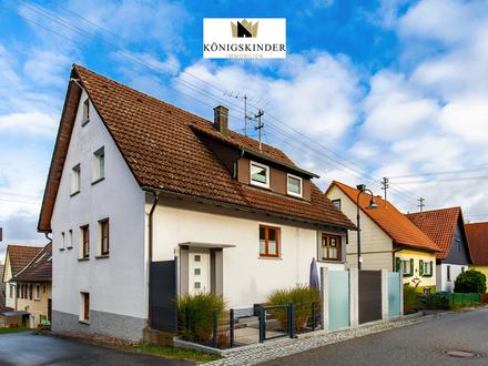 Wunderschön renoviertes Einfamilienhaus in ruhigem Wohngebiet von Dornhan