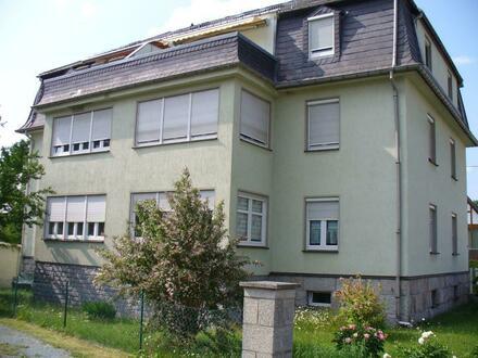 Kleine, gemütliche Singlewohnung im Dachgeschoss zu vermieten