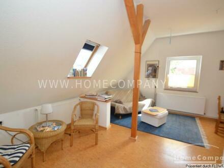 2 Zi. Wohnung auf zwei Ebenen in Uninähe an Wochenendheimfahrer