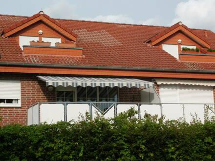 Gepflegte 3-Raum Wohnung mit Balkon und Keller