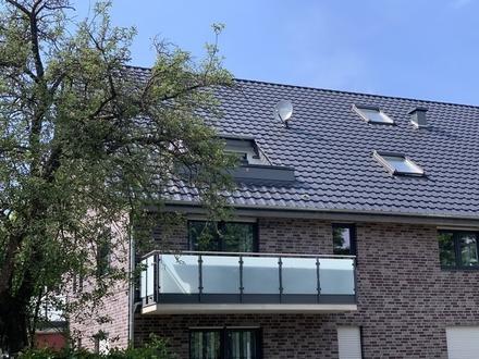 Traumhafte 4-Zi.-Wohnung im 2. OG mit Balkon und Fahrstuhl, barrierefrei KFW 55 GT-Isselhorst