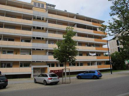 . . . zentral gelegene 2-Zimmer Wohnung gut vermietet in Burghausen für Kapitalanleger zu verkaufen