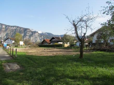 Neubau von 4 Doppelhaushälften in Kiefersfelden