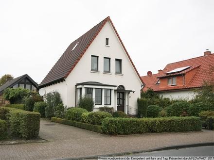 Gemütliches Einfamilienhaus in schöner Wohnlage in Eversten