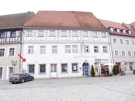 Flexibel nutzbar - Gewerbeimmobilie in bester Zentrumslage von Kulmbach
