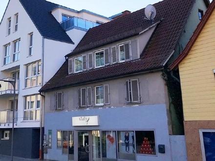 """""""Extrem gut bebaubarer Bauplatz für ein Wohn- und Geschäftshaus in Plochingen-Zentrum"""""""