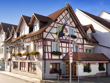 Gasthaus 'Badischer Hof' in Stockach - Hotel mit 14 Zimmern und Restaurant