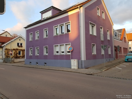 Mehrfamilienhaus mit 3 Wohneinheiten in zentraler Lage