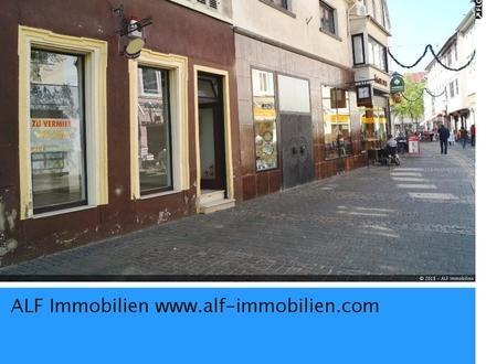 Kleines Ladenlokal im Alzeyer Zentrum