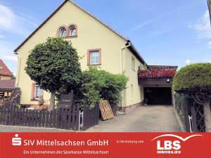 Großes, gepflegtes Einfamilienhaus vor den Toren der Stadt Rochlitz