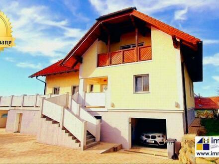 Großzügiges Einfamilienhaus, top gepflegt, mit Fernblick, ruhig gelegen, keine 8 Minuten von der Autobahn - Nähe Markt…