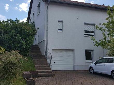 Grosse Doppelhaushälfte in Winnweiler