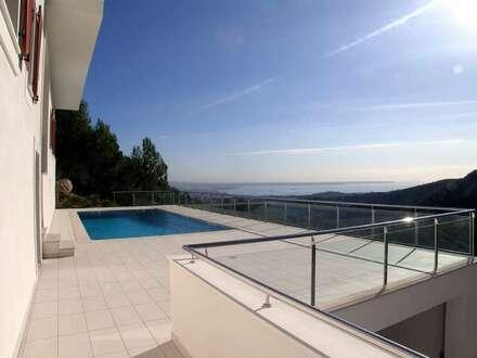 VILLA - SON VIDA |Der pure LUXUS mit fantastischem Blick über die Bucht von Palma!