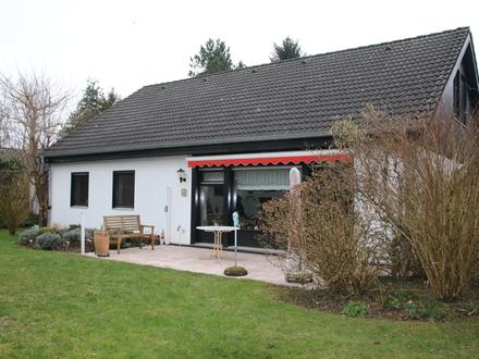 Bremerhaven-Speckenbüttel: Behagliches EFH+Garten+Garage, ruhige Bestlage, gegenüber Park, Obj. 5060