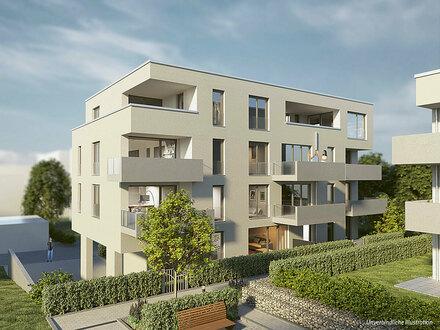 3-Zimmer-Wohnung in Neuhausen auf den Fildern »Akademiegärten, Wohnhof 6«