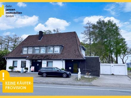 Seltene Gelegenheit in Aschendorf! Kapitalanlage mit 4 Einheiten!