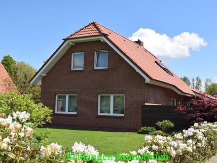 Objekt Nr: 21/013 Einfamilienhaus mit Doppelgarage in Barßel / OT Barßelermoor