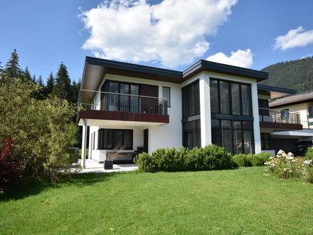 ABTENAU-SCHORN / Modernes Einfamilienhaus mit Einliegerwohnung